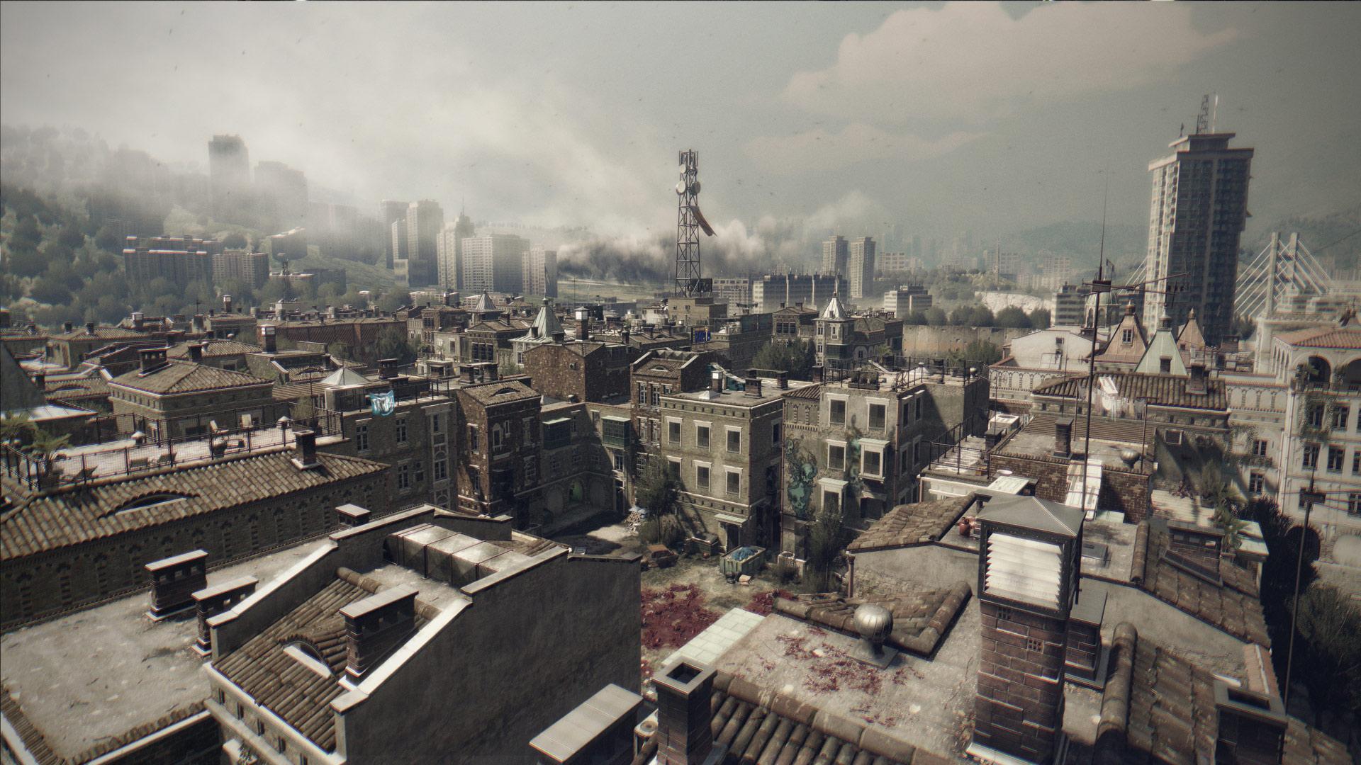 вызвать картинки города зомби апокалипсис для окончания школы
