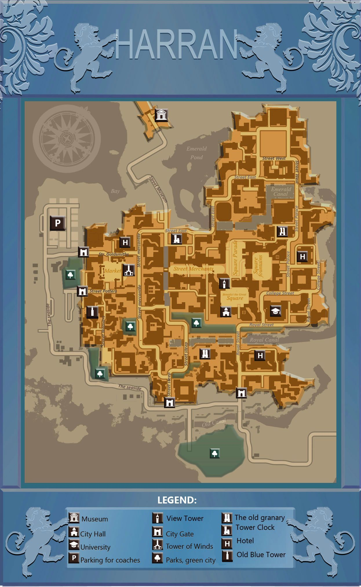 The City of Harran